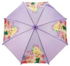 Character Umbrella - Tinkerbelle Purple