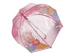 PVC Clear Dome Umbrella Disney Princess