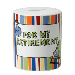 For My Retirement Money Box