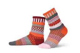 Persimmon Adult Mis-matched Socks - Large 8-10
