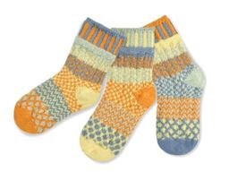 Puddle Duck Mis-matched Socks - 9-12 years