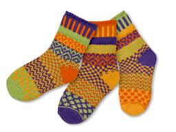 Honeybee Kids Mis-matched Socks 2-5 years