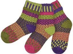Grasshopper Kids Mis-matched Socks 9-12 years