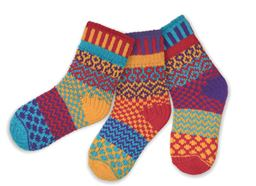 Firefly Kids Mis-matched Socks 9-12 years