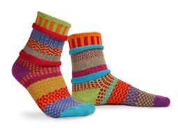 Cosmos Adult Mis-matched Socks - Medium 6-8