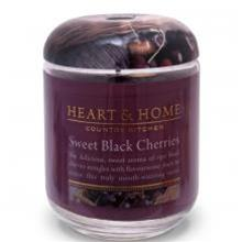 Sweet Cherries Large Candle 310g