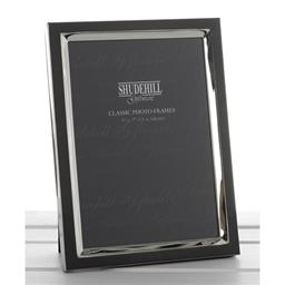 Silver Charcoal Narrow Frame 2 x 3ins