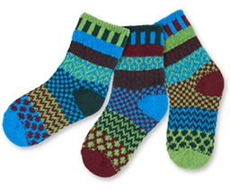 June Bug Kids Mis-matched Socks 2-5 years