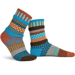 Amber Sky Adult Mis-matched Socks - Large 8-10