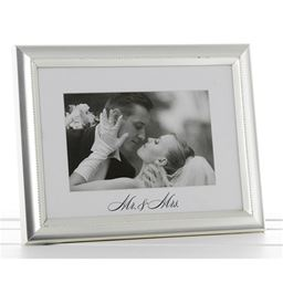 Wedding Day Frame 6 x 4ins