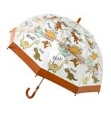 UBB00000-14 PVC Clear Dome Umbrella Dino the Dinosaur