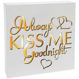 JD00000-124 Goodnight Light Up Plaque