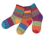 SS00000-32 Firefly Kids Mis-matched Socks 6-8 years