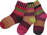 SS00000-33 Ladybird Kids Mis-matched Socks 6-8 years