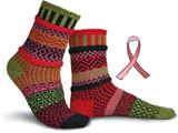 SS00000-55 Dragonheart Adult Mismatched Cotton Socks - Small 4-6
