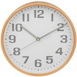 JD00000-118 8 inch Classic Kitchen Clock White