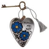 AH00000-19: Forget Me Not Art Heart