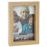 PF00000-106: Light Wood Photoframe 4 x 6