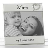 PF00000-93 Silver Message Band Frame Mum