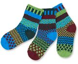 SS00000-115 June Bug Kids Mis-matched Socks 2-5 years