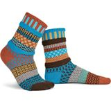 SS00000-120 Amber Sky Adult Mis-matched Socks - Medium 6-8